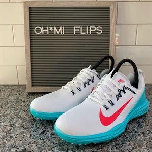 Nike Lunar Command 2 Women's Golf Shoes NEW